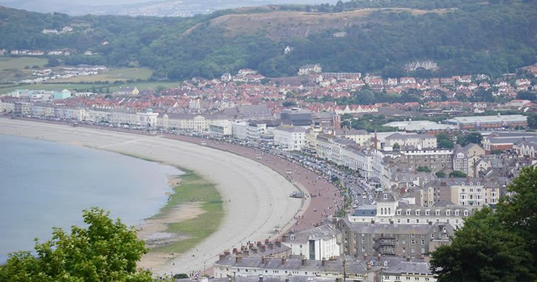 Top properties on the market in one of the UK's top seaside towns – Llandudno